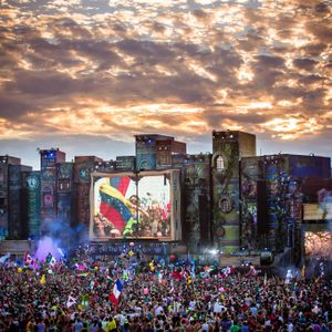 TOMORROWLAND EPISODE 43 (SPECIAL SET 1:30 H.)