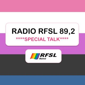Radio RFSL *Special Talk* on the situation of LGBTQ-asylum seekers in DK, SE and the UK