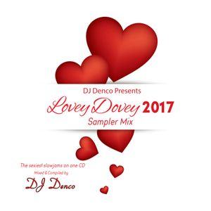 The Lovey Dovey 2017 Sampler Mix