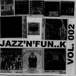 Jazz'N'fun..k TR002 hot groovy stuff