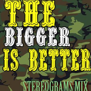 Stereograms yo!mix - The Bigger is Better!