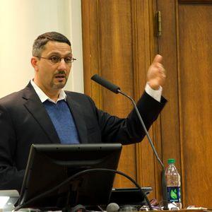 Dr Hatem Bazian w/ Arshia Lakhani