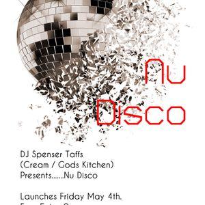 Dj Spenser Taffs - NU Disco 2012 PROMO MIX