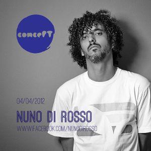 ConcePT Podcast #13 - Nuno Di Rosso