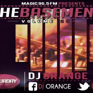 The Basement Vol. 25 - DJ Orange