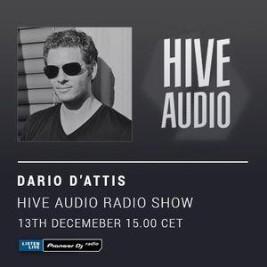 Hive Audio #057 - Dario D'Attis