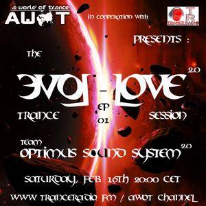 DeeJay S.U.G Evol lovE Trance Session 2.0
