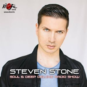 Soul & Deep Deluxe Radio Show with Steven Stone - 3rd June 2016