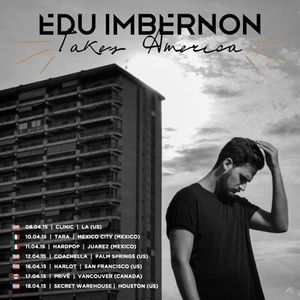 Edu Imbernon - Live From Do Lab Stage (Coachella 2015)