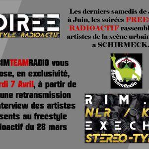BTR - FreeStyleRadioActifMars