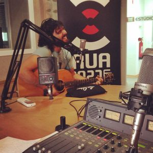 Entrevista - Daniel Kemish + temas ao vivo - 02 Julho