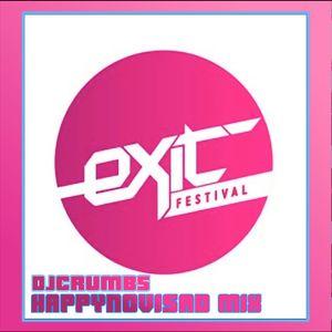 Exit Festival Comp.2011-djcruMbs Happynovisad Mix