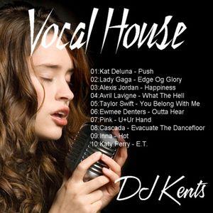 DJ KENTS - Vocal House 2011th Vol.1