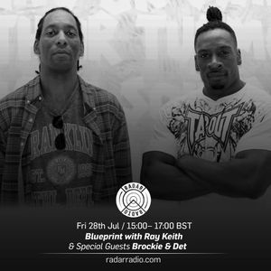 Blueprint w/ Ray Keith & Special Guests Brockie + Det - 28th July 2017