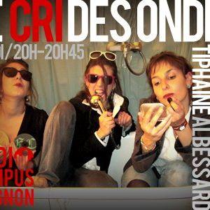 Le Cri des Ondes - Radio Campus Avignon - 24/01/2012