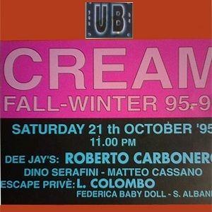 Dino Serafini @ UB, Milano - 21.10.1995