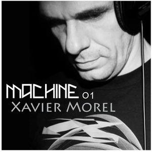 Xavier Morel -mx21- MACHINE MIX