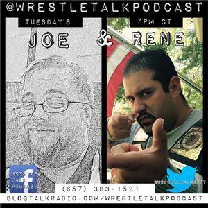 "Wrestle Talk Podcast w/ Joe ""Nightmare"" & Rene ""The Knight Owl"""