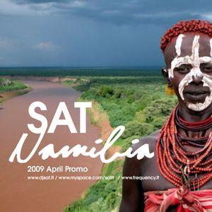 Sat - Namibia (April 2009)