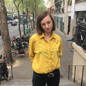 Dame de Cœur (16.04.2019) w/ Tryphème