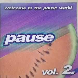 DJ Pause - Welcome To The Pause World Vol.02 2002.10.20.