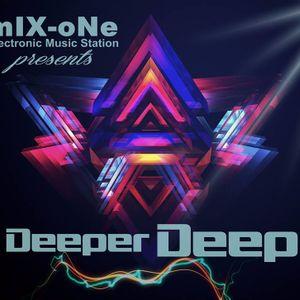 Deeper Deep #TeleportStation 016#MixOne Radio