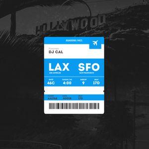 FLIGHT DL664 SFO/LAX - Part  #1