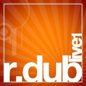 R-Dub Live @ Trimatik 091210