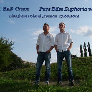 M2R B2B Crave - Pure Bliss Euphoria vol.3 (Live From Poznan, 17.08.2014)