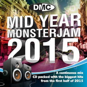DMC Monsterjam 2015 Mixed by Allstars