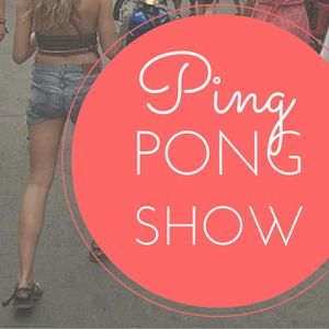 Dee LuXe & Roland E. playing PING PONG Pt.1