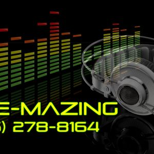 DJ E-Mazing - New Hip Hop To Twerk Sept 2012