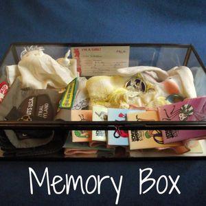 Deep Emotions - Memory Box
