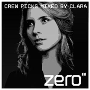 Zero'' // podcast #003 - Crew Picks by Clara