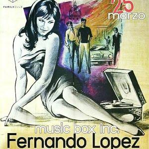 Roberto olay & Fernando Lopez @ musicBox inc.  Family Club Oviedo 25-03-16