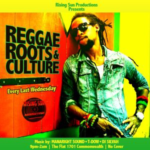 DUB Reggae @ The FLAT 12.28.16