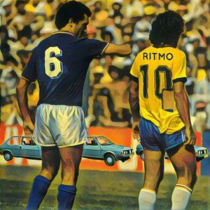 Ritmo Radio Show - 22-04 - episode 22 - Italia VS Brasile mix part 1 by DJ DRAGO (Sanantonio42)