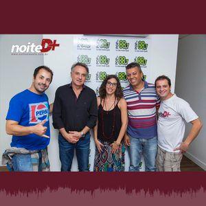 Programa Noite D+ na Rádio Pop FM com Italinho Cardinali Diretor da Imobiliária Cardinali