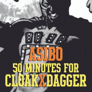 ASIBO - 50 Minutes For CLOAKXDAGGER