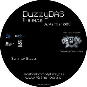DuzzyDAS - Summer blaze