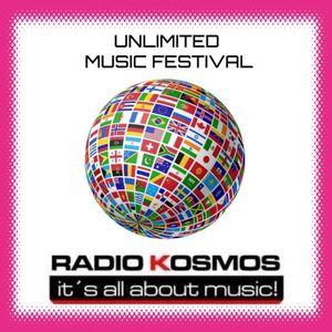 #0371 RADIO KOSMOS [UMF-021] UNLIMITED MUSIC FESTIVAL - DJ JAYCAN powered by FM STROEMER