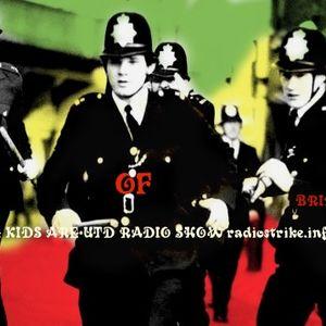 "puntata del 17/01/14 the kids are UTD ""guns of Brixton"""