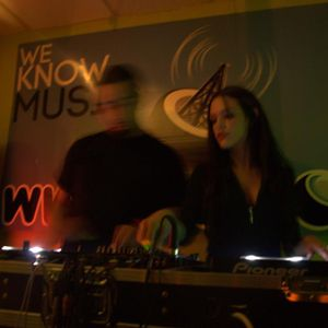 Antonella Riggeri & David Zafra - LIVE Pre-Game Sessions on Coco.fm 11.17.12