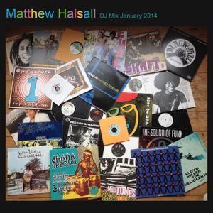 Matthew Halsall DJ Mix January 2014 by Matthew Halsall