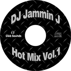 DJ JAMMIN J - HOTMIX VOL.1  J Shiem Records