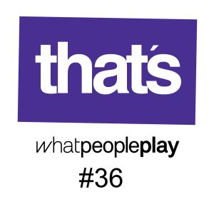 #36   That's Whatpeopleplay! Radioshow Podcast 20.10.10