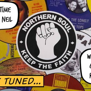 Soul Time with Neil Grainger   20/9/2017 -  1 of 2