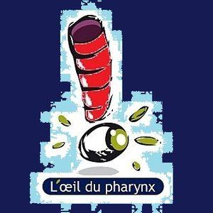 """""""L'Oeil du Pharynx 5"""" par Nicolas Caudeville"""