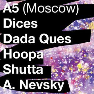 Udacha label night 01.03.14 @ Stackenschneider