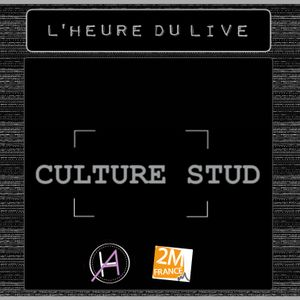L'heure du Live - Culture Stud
